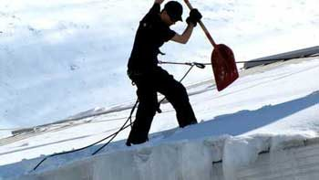 How To Protect Your Roof From Snow & Ice
