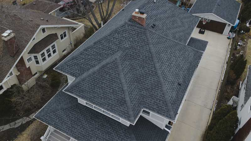 Roof Replacement & Repair
